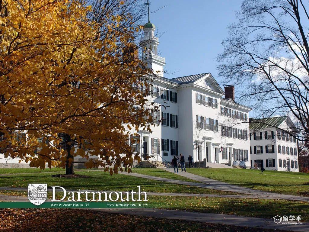 美国达特茅斯学院本科研究生录取申请要求-留学季