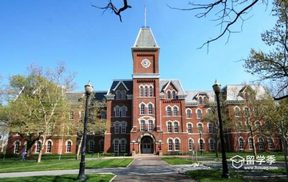 美国俄亥俄州立大学专业申请容易毕业吗