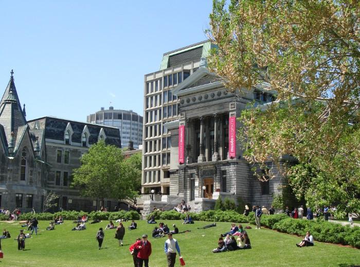 加拿大蒙特利尔大学